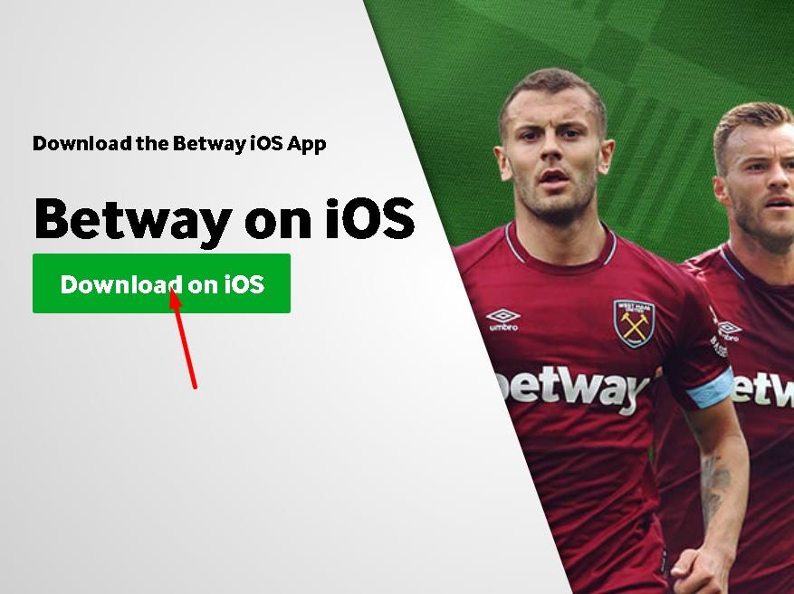 Betway iOS App.