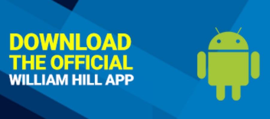 Instalación de la aplicación William Hill APK.